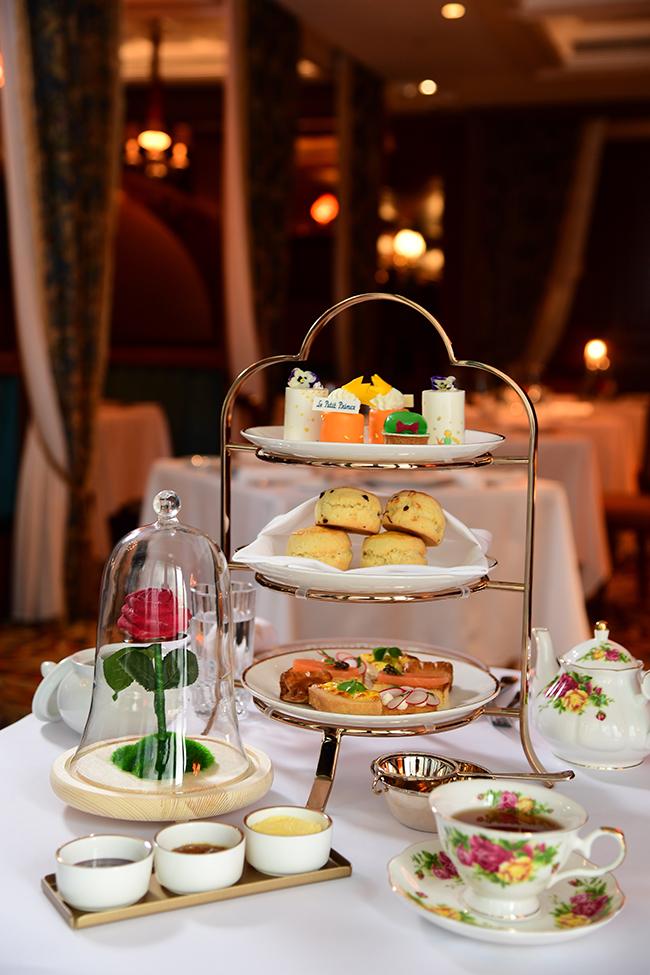 仙后餐廳限定小王子法式下午茶套餐