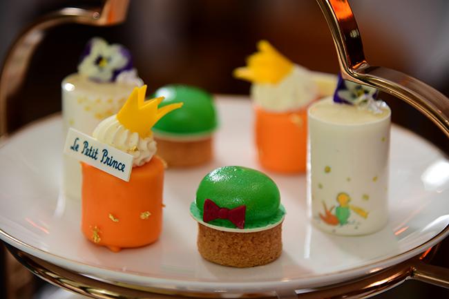 仙后餐廳限定小王子法式下午茶套餐(1)