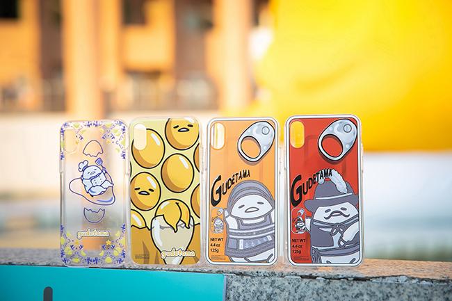 場內更會發售一系列限量紀念精品,當中包括電話套等超過30款不同設計的行李貼紙等,滿滿都是大賣萌樣的GUDETAMA,不論是否GUDETAMA粉絲定必為之心動!