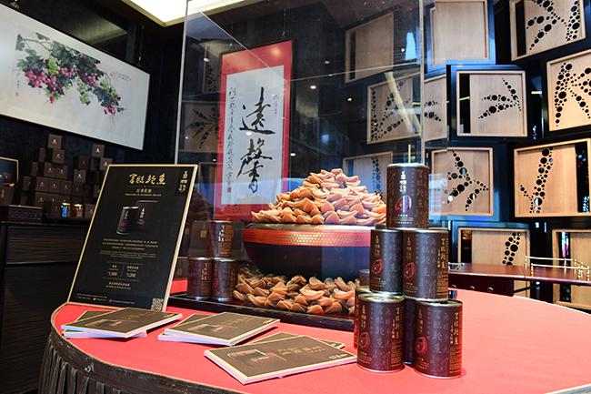 富臨飯店正式推出紅燒乾鮑