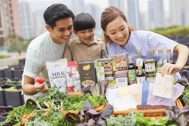青衣城「親子農耕樂」復活節期間限定農墟過百款有機認證蔬果及有機產品