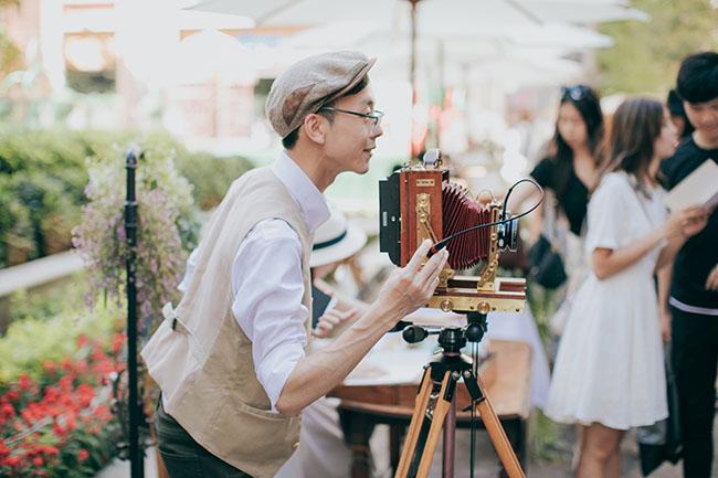 法式懷舊照相服務