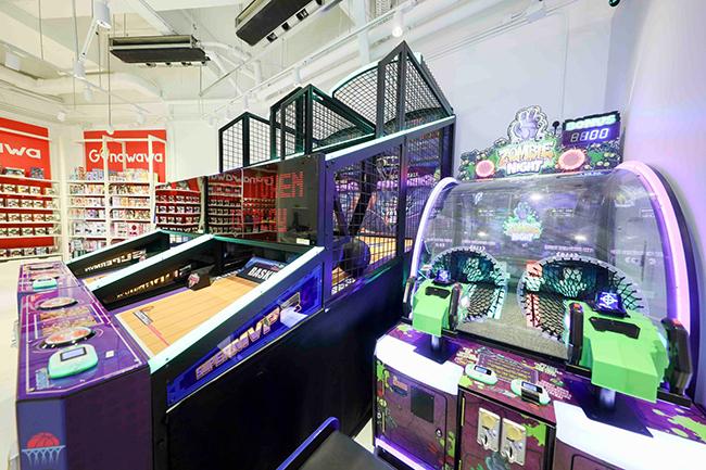 港首間「GANAWAWA」旗艦店已開幕,為顧客帶來休閒娛樂體驗2