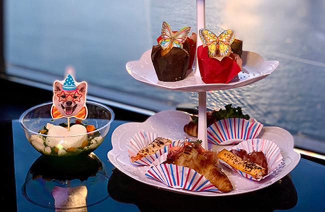 「寵幸遊蹤」下午茶隨身行套裝 隨時出發!讓可愛的甜點伴您和寵物一起野餐