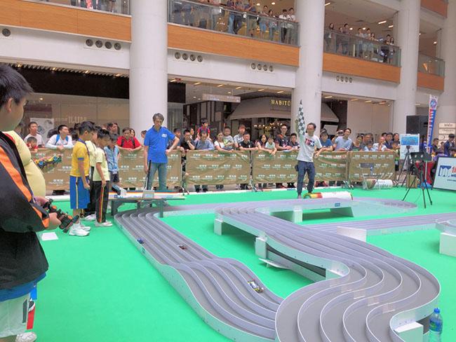 田宮四驅車亞洲挑戰賽今年首次舉辦青少年組