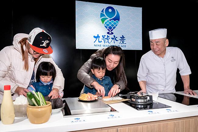 親子烹飪班 (1)