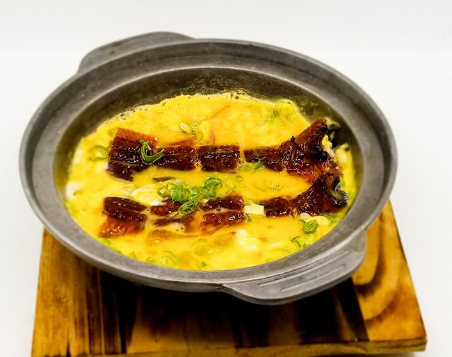 鰻魚柳川鍋$128