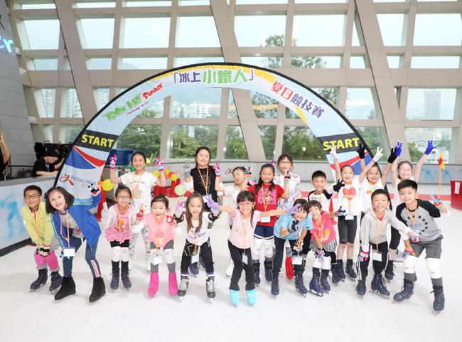 「冰上個人賽」加入全新冰上競技項目,全面提升各項賽事的趣味性及挑戰性!