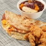 「Gourmet Tasty」則有多款台式小食,包括手抓餅、鹽酥雞及紅豆芋圓豆花等地道美食,尤如瞬間置身台灣夜市!