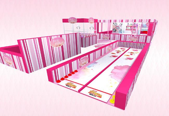 嘉年華設11款以美妝為主題的攤位遊戲 賞你過百份彩妝美容品牌禮品