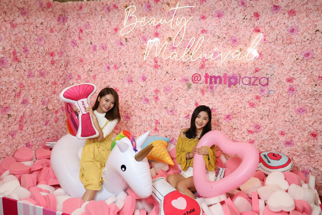 屯門市廣場將聯同場內近30個國際美容品牌,於3月29日至5月1日舉辦「Beauty Twins @tmtplaza」推廣活動,集齊吃喝玩樂多重樂趣。