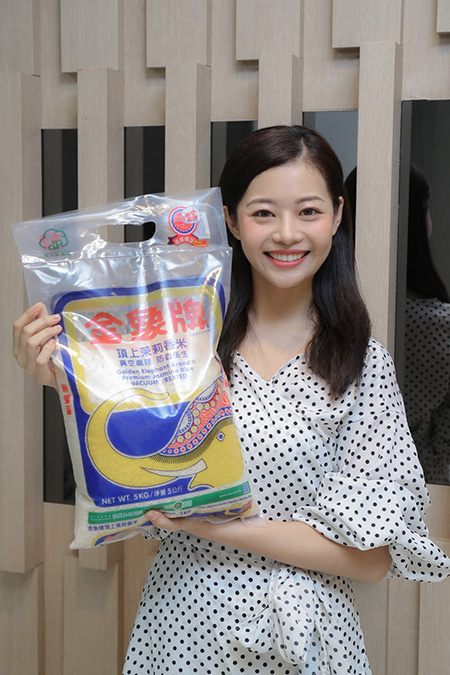 於市場內消費滿指定金額更可換領5公斤金象米,人人化身星級總廚!