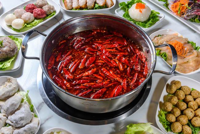 精選湯底:老成都麻辣鍋