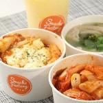 集經典及創意小食之「Snacks Factory」有多款創意小食如芝士肉醬腸粉及泡菜肉醬腸粉等。