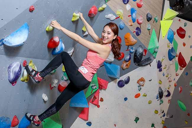 首間落戶商場的室內攀石場,為港島東帶來嶄新的運動體驗!