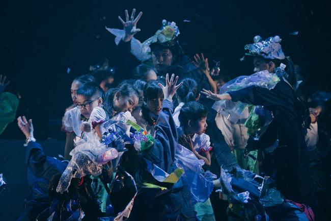 香港兒童音樂劇團《花花 Far Away》劇照 (1)