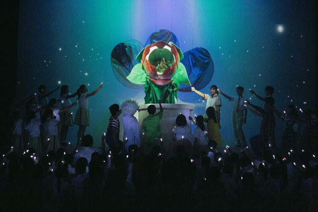 香港兒童音樂劇團《花花 Far Away》劇照 (3)