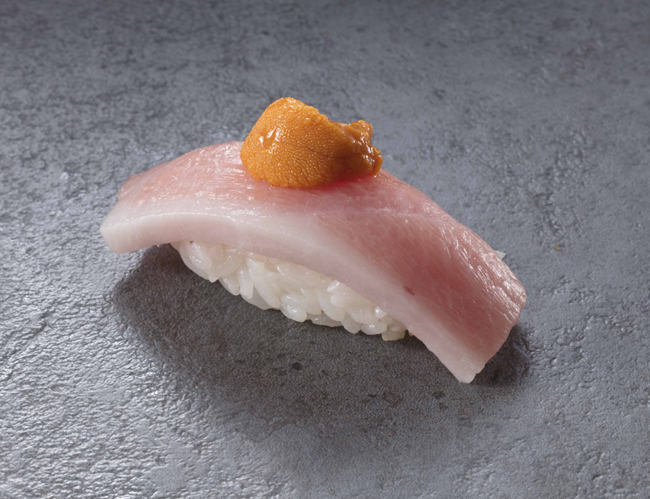 08 中吞拿魚腩海膽