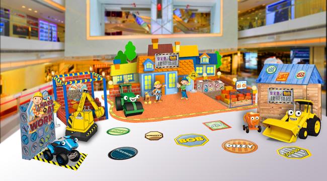 1. 皇室堡 x Bob the Builder建築樂園