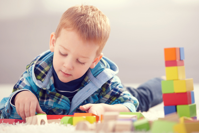 如何利用色彩来教育孩子的认知能力