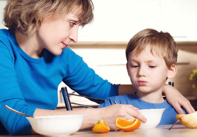 怎样处理孩子顶嘴的四种方法