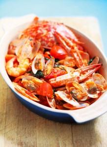 意式燴海鮮