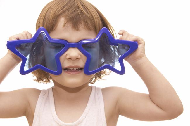 幼儿视觉发展正常吗?