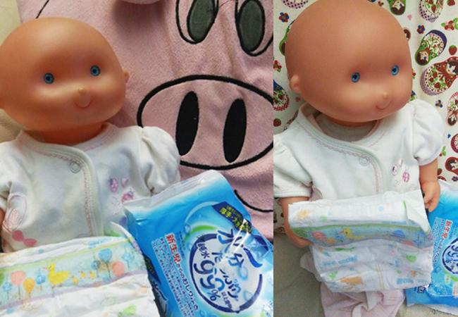 替嬰兒更換尿片應注意事情