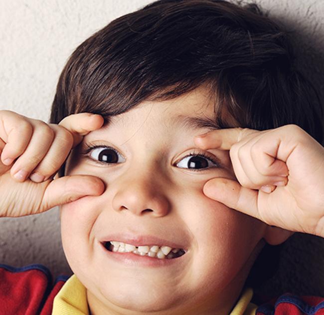嬰幼兒四大眼睛疾病