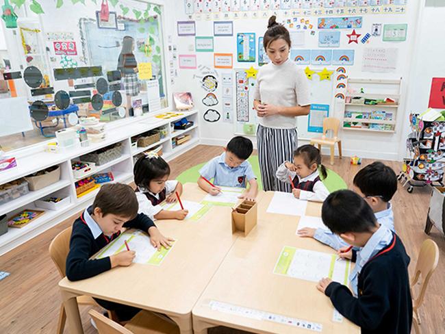 香港凱莉山學校  嶄新強化課程簡介暨入學資訊講座