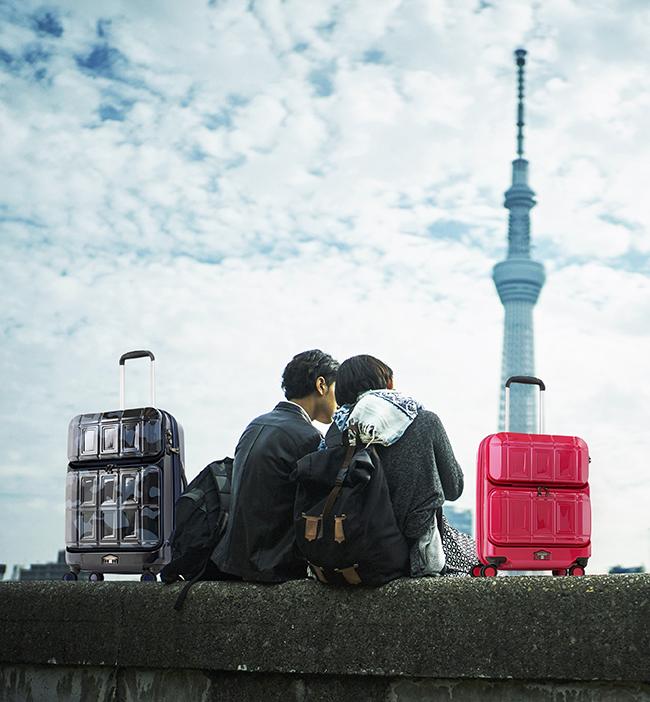 日本原創行李箱品牌A.L.I.首度登陸香港