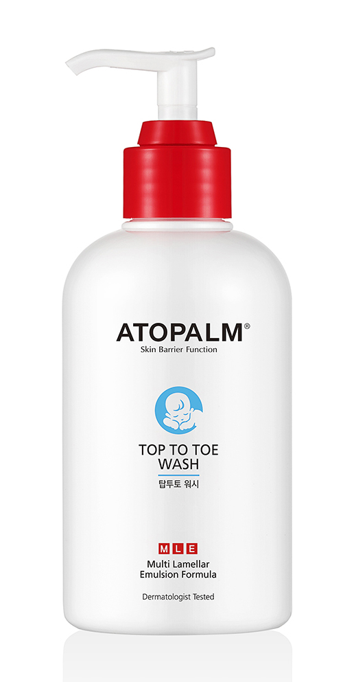 ATOPALM 嬰幼兒洗髮沐浴露 Top to Toe Wash (resize)