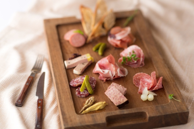 Artisanal French Cured Meat Platter 法式凍肉拼盤