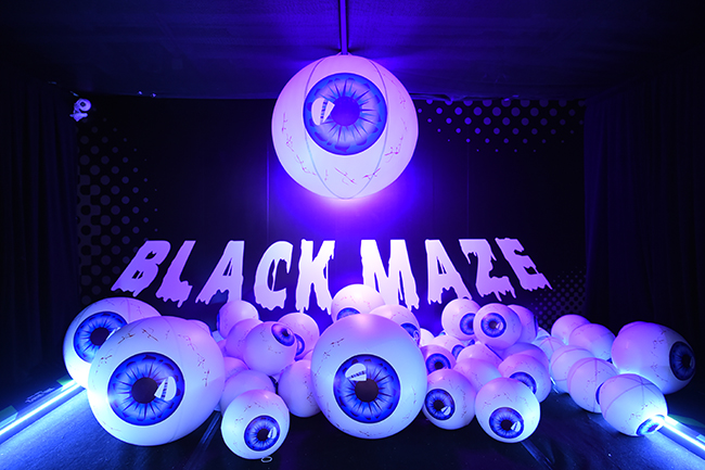 Black Maze 闇黑迷宫