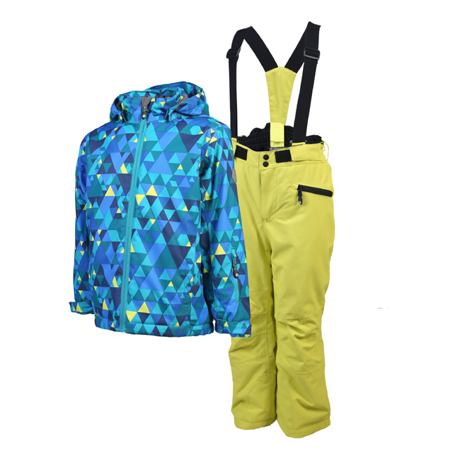 COLOR KIDS Rikki Ski Set $1699 (Blue)