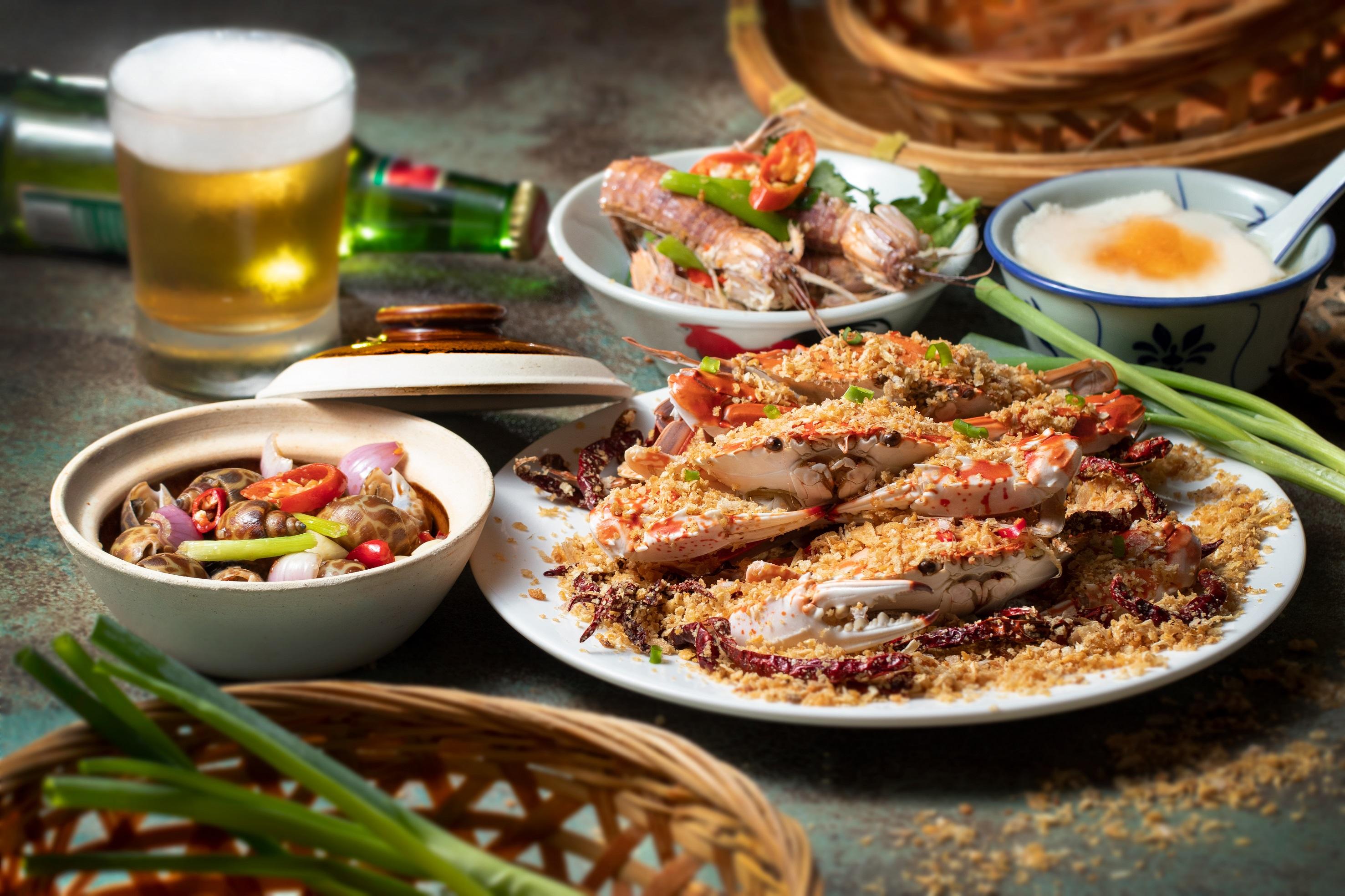 CYST_Hong Kong Nostalgia Dinner Buffet