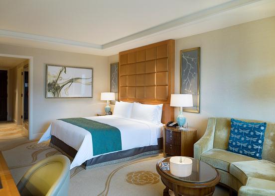 Conrad Macao King Deluxe Room