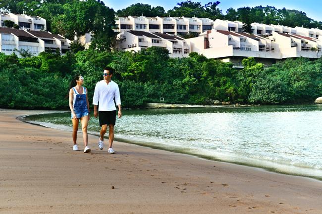 Discovery Bay Adventure_Tai Pak Beach