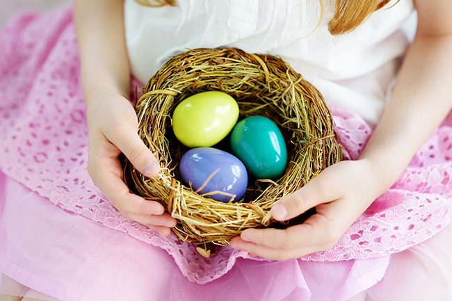 FRITES Easter Egg Hunt2