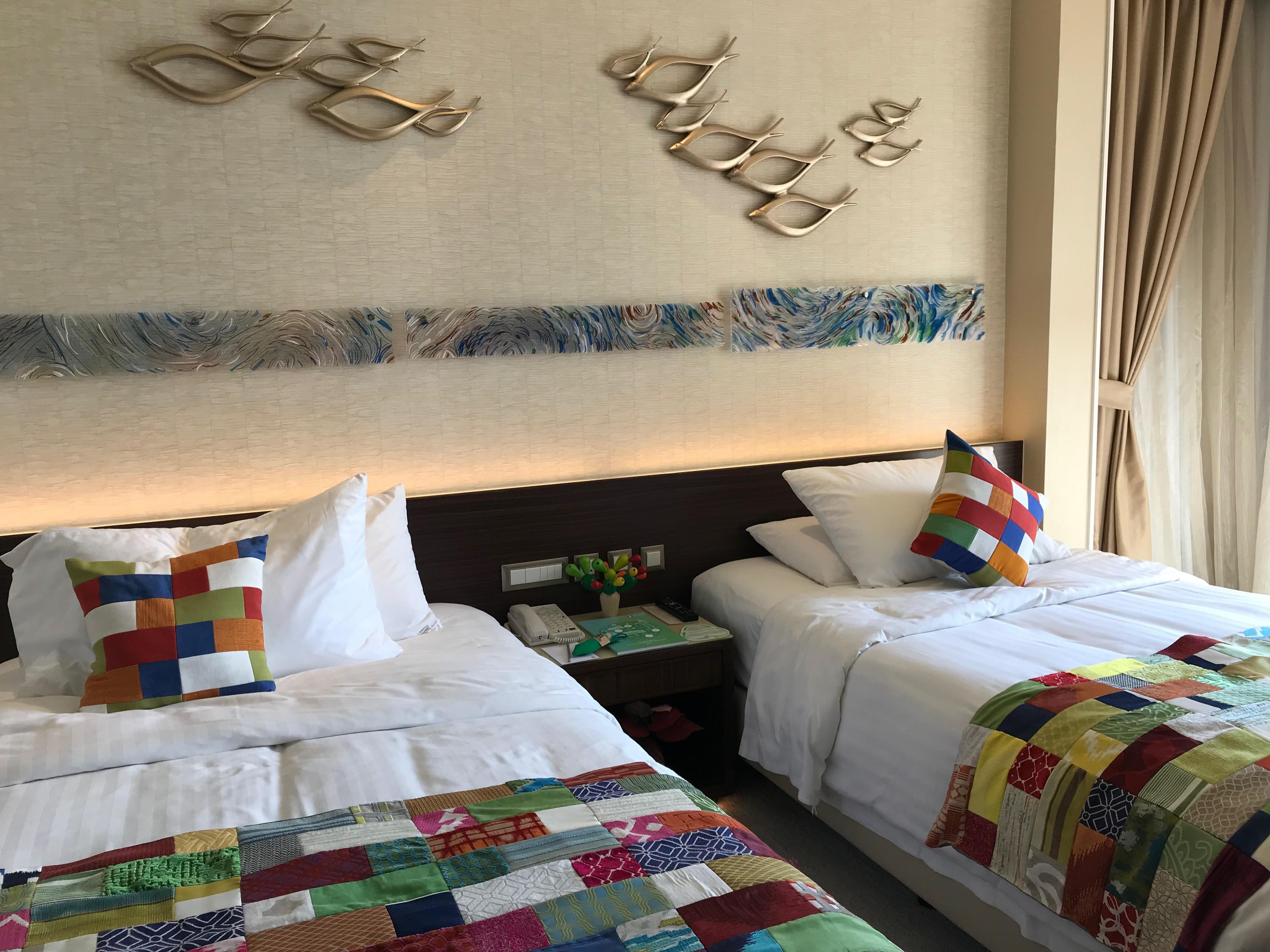 香港黃金海岸酒店    打造香港首間綠色升級再造主題客房