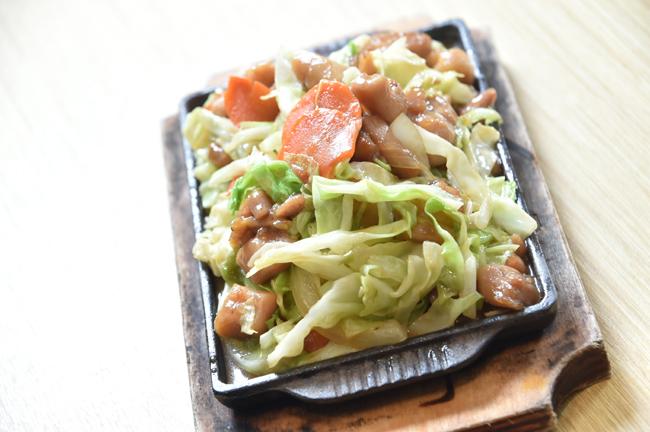 Hungry Korean鐵板甜雞肉@Citylink