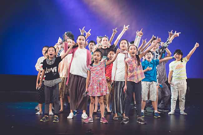 香港儿童音乐剧团 – 二十周年音乐剧