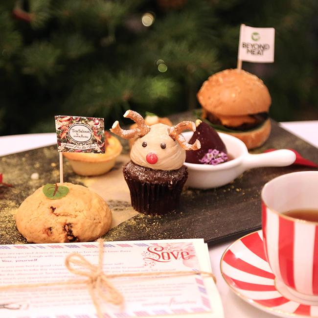 Tea Saloon by AnotherFineDay 在半山茶室與您一起慶祝最後一個聖誕節