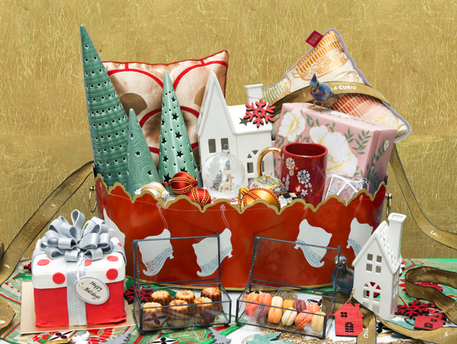 LANDMARK Exclusive_LALA CURIO_Christmas Hamper