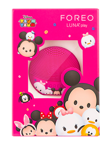 LUNA Play X Disney Tsum Tsum Mickey Family