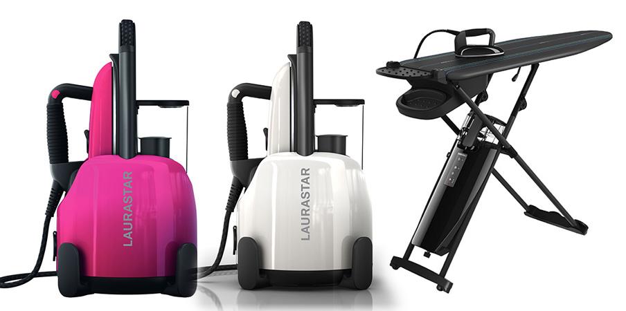 瑞士頂尖熨燙品牌Laurastar 高效面料熨燙系統