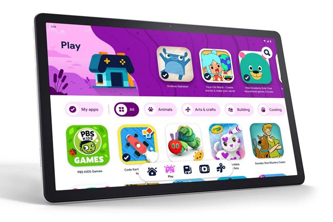 Lenovo開學迎新產品推介智能學習幫助學童健康發展提升表現