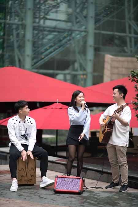Local independent busking teams 本地獨立表演組合_4
