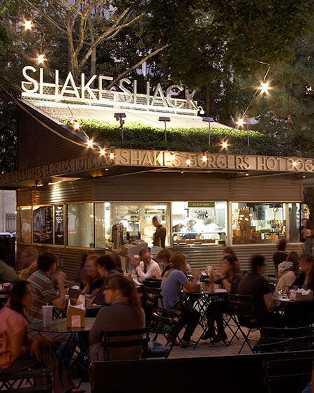 Madison Square Park Shake Shack_William Brinson