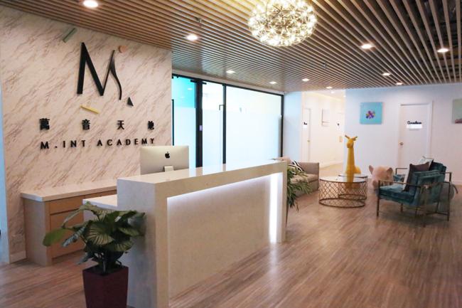 Mint Academy - venue